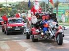 Carreata de Abertura da Promoção de Natal 2014