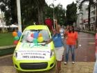 Promoção de Natal 2013 - Ganhadora do Carro