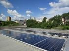 Instalação de Placas de Energia Fotovoltaica na ACETC